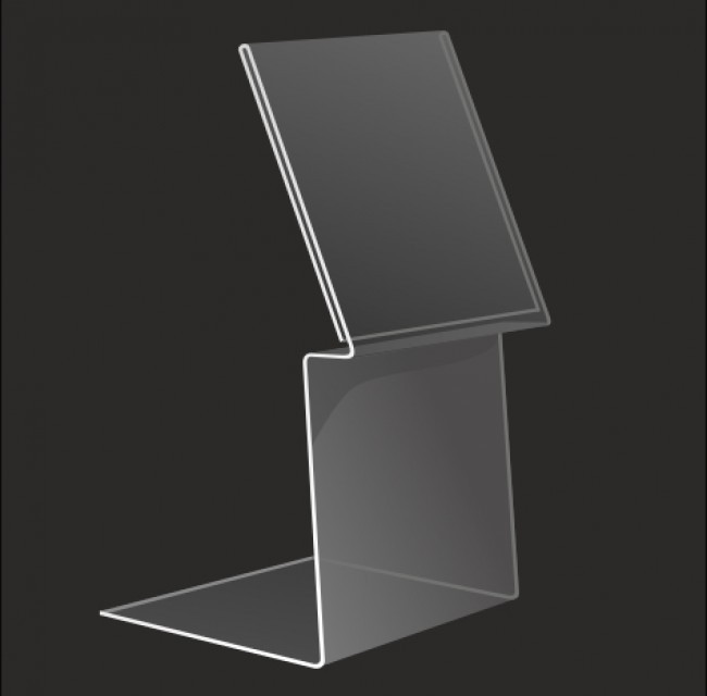 Acrylic Sign Amp Leaflet Holders Sign Holders Direct